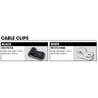 CM Trailer Cable - Clips
