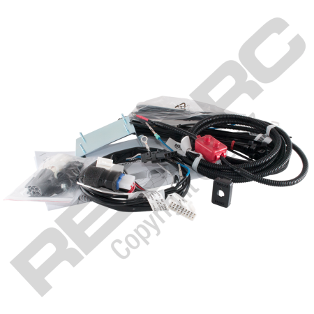 Redarc Tow-Pro - Wiring Kit - Mitsubishi Triton- ALKO iQ7 ...