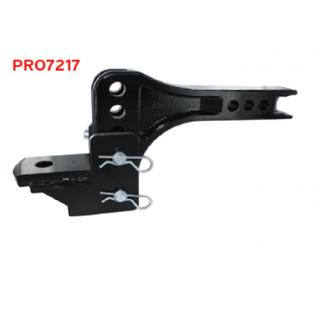 Adjustable Tow Hitch >> Trojan Towball Mount Adjustable 3500kg Pro7217